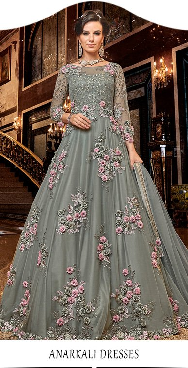 Anarkali Salwar Kameez Collection